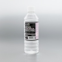 Colourfull Arts Low Odour White Spirit 500ml