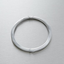 Seawhite Jewellery Wire 0.7mm x 15m Silver Grey