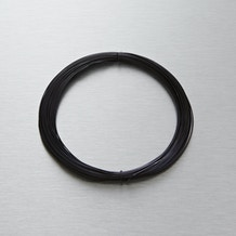 Seawhite Jewellery Wire 0.7mm x 15m Black
