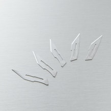Swann-Morton Surgical Scalpel Blade No.10A Pack of 5