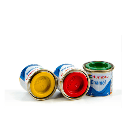 Humbrol Enamel Paint 14ml | Cass Art