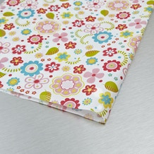Decopatch Paper Dolly Mixture Flowers 30 x 40cm