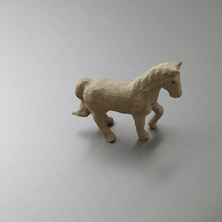 Decopatch Very Small Papier Mache Animal Horse | Cass Art