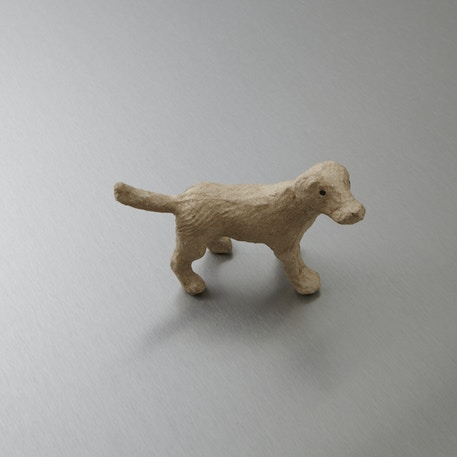 Decopatch Very Small Papier Mache Animal Dog | Cass Art