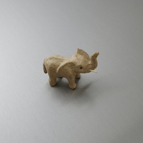 Decopatch Very Small Papier Mache Animal Elephant | Cass Art