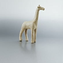 Decopatch Small Papier Mache Animal Giraffe