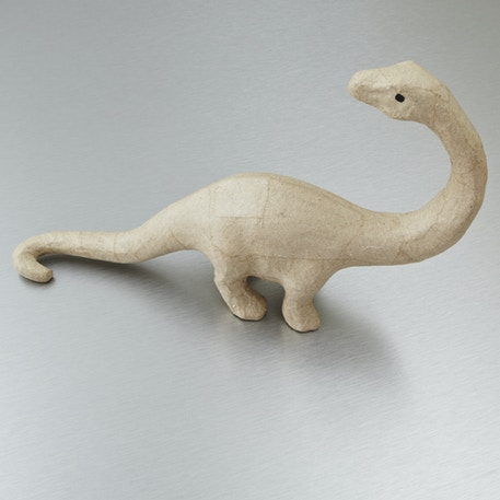Decopatch Small Papier Mache Animal Brontosaurus | Cass Art