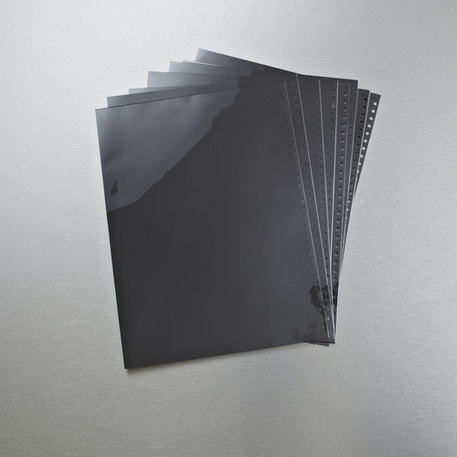 Prat Polyester Sheet-Protectors For Spiral-Books | Cass Art