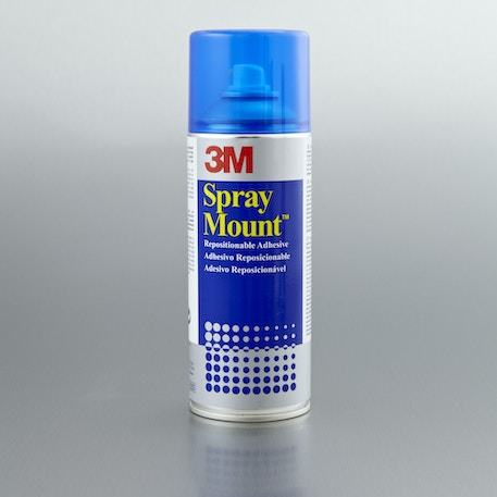 3M Spraymount 400ml | Spray Adhesive | Cass Art