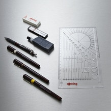 Rotring Isograph College Set Black