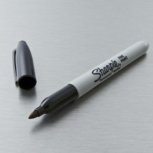 Sharpie Fine Permanent Marker Black