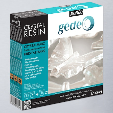Pebeo Gedeo Crystal Resin | Cass Art