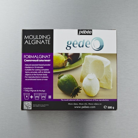 Pebeo Gedeo Alginate 500g | Cass Art