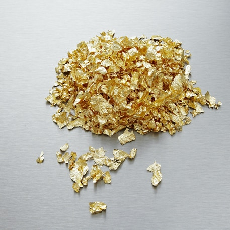 Pebeo Gedeo Gold Flakes | Cass Art