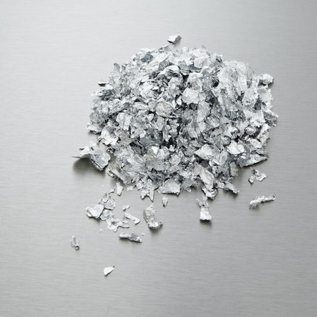 Pebeo Gedeo Silver Flakes | Cass Art
