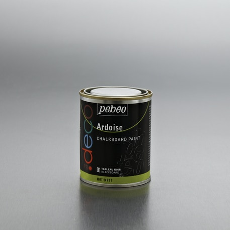 Pebeo Chalkboard Paint 250ml Black | Cass Art