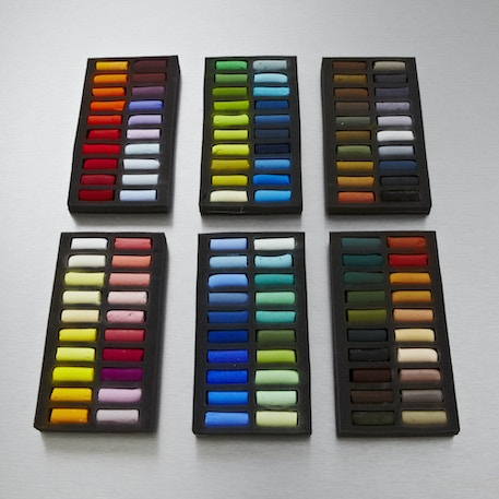 Sennelier Paris Collection Soft Half Pastel Set of 120 | Cass Art