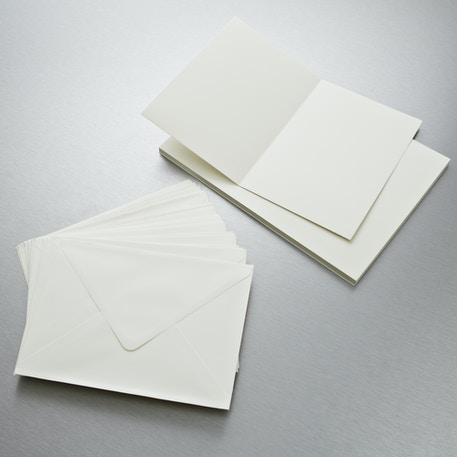 Anita's Card and Envelope Pack of 25 A5   Cass Art