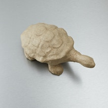 Decopatch Small Papier Mache Animal Tortoise