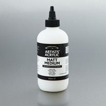 Winsor & Newton Artists' Acrylic Medium 250ml