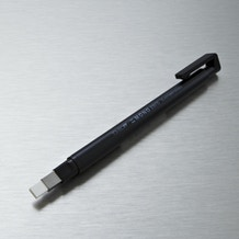 Tombow MONO Zero Eraser Broad Black Barrel