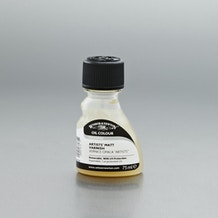 Winsor & Newton Artists Matt Varnish 75ml