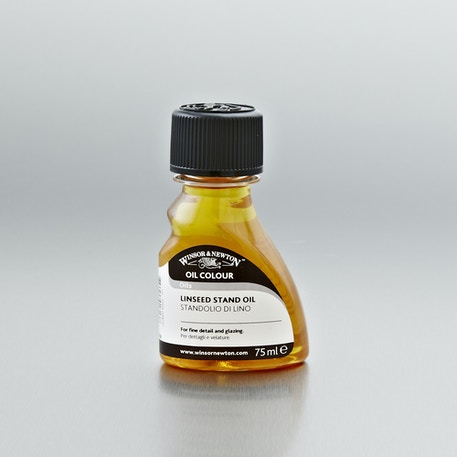 Winsor & Newton Linseed Stand Oil 75ml | Oil Painting | Cass Art