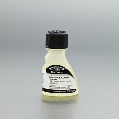 Winsor & Newton Blending and Glazing 75ml | Oil Painting Mediums | Cass Art