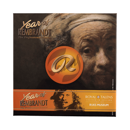 Rembrandt Oil Colour Special Edition 15ml Assorted Colours Set of 10