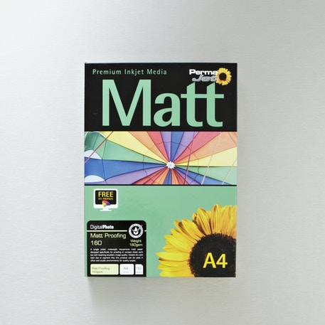 Permajet Digital Photo Paper Matt Proofing 160gsm | Cass Art