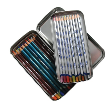 Derwent Pencil Storage Tin | Cass Art