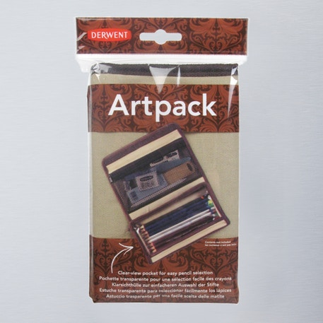 Derwent Artpack Pencil Case | Cass Art