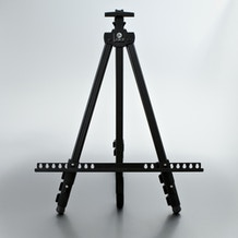 Jakar Aluminium Easel with Telescopic Legs
