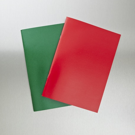 Seawhite Laminated Coloured Starter Sketchbook 140gsm | Cass Art
