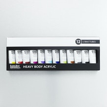 Liquitex Heavy Body Classic Set of 12 59ml