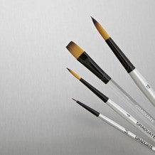 Daler Rowney Graduate Watercolour Brush set of 4