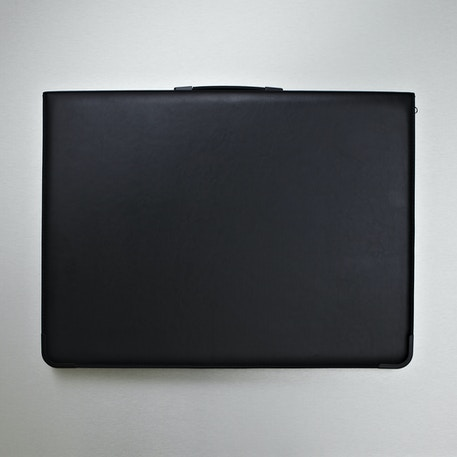 Deluxe Presentation Padded Portfolio with Rings | Quality Portfolios