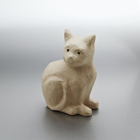 Decopatch Sitting Cat Medium | Cass Art
