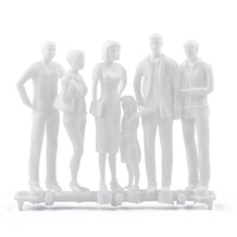 Schulcz Hermoli Figures 1:25 Pack of 6