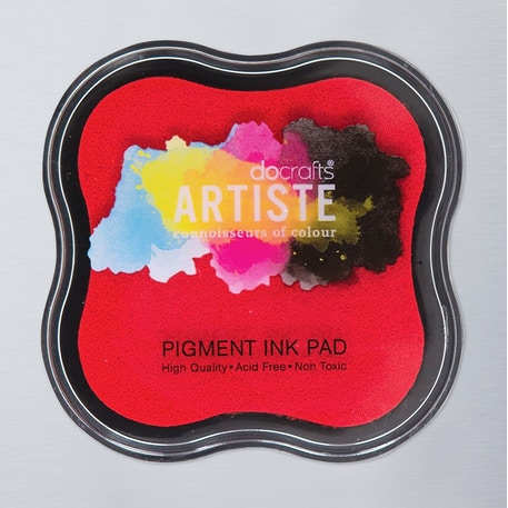Docrafts Pigment Ink Pad | Cass Art