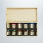 Sennelier Oil Pastel Wooden Box Set of 50