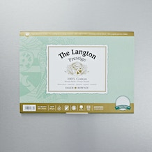 Daler Rowney The Langton Prestige Watercolour Block 300gsm NOT 10 x 14 inches
