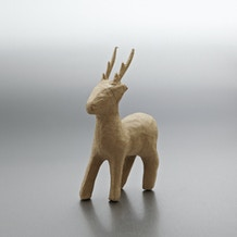 Decopatch Papier Mache Small Reindeer