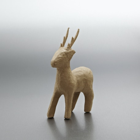Decopatch Papier Mache Small Reindeer | Cass Art