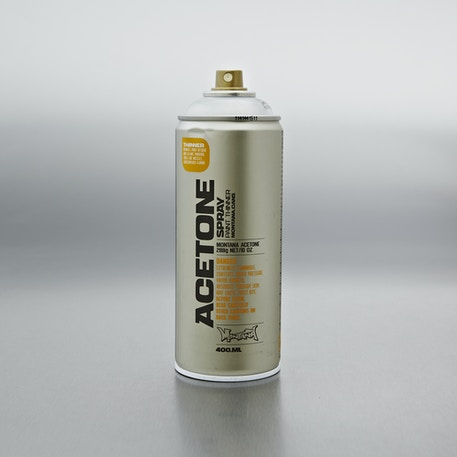 Montana Gold Tech Acetone Spray 400ml | Cass Art