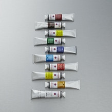 Daler Rowney Georgian Water Mixable Oil 20ml Set of 10