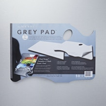 New Wave Handheld Disposable Paper Palette Pad