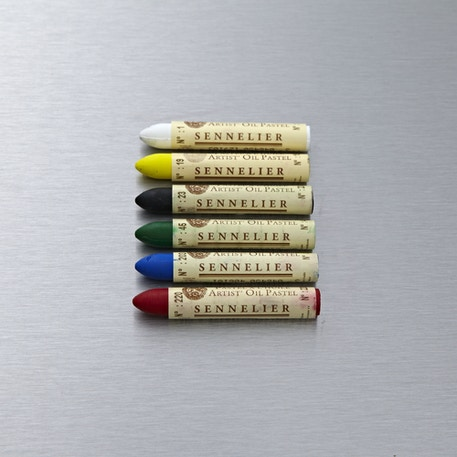 Sennelier Oil Pastel Discovery Set of 6 | Cass Art