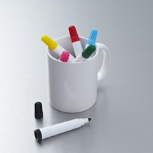 Cass Art Create Your Own Mug Design Markers Set of 6