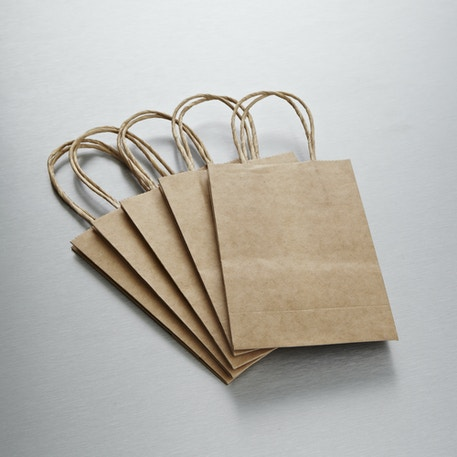 Papermania Kraft Gift Bag | Cass Art